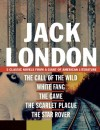 Jack London: 5 Classic Novels from a Giant of American Literature - Jack London, John Ridgway