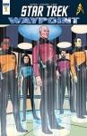 Star Trek: Waypoint #1 - Donny Cates, Sandra Lanz, Sandra Lanz, Mack Chater, Marc Laming