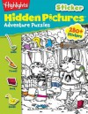 Highlights Sticker Hidden Pictures® Adventure Puzzles - Highlights for Children