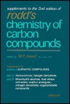 Rodd's Chemistry of Carbon Compounds, Suppl. Vol. 1 A and B - Martin F. Ansell