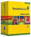Rosetta Stone Homeschool Version 3 Latin Level 1 - Rosetta Stone