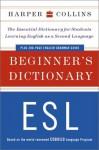 HarperCollins Beginner's ESL Dictionary - HarperCollins, HarperCollins