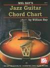 Mel Bay's Jazz Guitar Chord Chart - William Bay