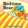 Bedtime Bear - Plush Toy - Paul Stickland