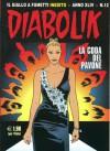 Diabolik anno XLIV n. 12: La coda del pavone - Tito Faraci, Paolo Zaniboni, Patricia Martinelli, Daniele Statella, Luigi Merati, Sergio Zaniboni