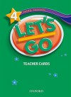 Let's Go 4 Teacher Cards - Oxford University Press, Karen Frazier, Barbara Hoskins, Carolyn Graham