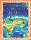 Usborne Animal Picture Atlas. Illustrated by Linda Edwards - Hazel Maskell