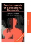 Fundamentals of Educational Research: Second Edition - Garry Anderson
