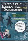 Pediatric Essential Guidelines for PDA - American Academy of Pediatrics