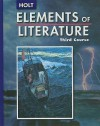 Holt Elements of Literature, Third Course Grade 9 - Kylene Beers, Lee Odell
