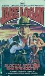 Slocum and the Sharpshooter - Jake Logan