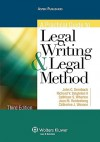 A Practical Guide To Legal Writing and Legal Method - John C. Dernbach, Cathleen S. Wharton