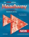 New Headway: Workbook With Key Pre Intermediate Level - John Soars, Liz Soars, Sylvia Wheeldon