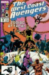 The West Coast Avengers #26 : What Is Scorpio? - Steve Englehart, Al Milgrom