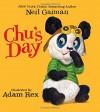 Chu's Day Board Book - Adam Rex, Neil Gaiman