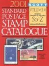 Scott 2001 Standard Postage Stamp Catalogue: Countries of the World So-Z (Scott Standard Postage Stamp Catalogue. Vol 6: So-Z) - Scott Publishing Company, Scott Publications