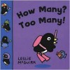 Pip the Penguin: How Many? Too Many! (Pip the Penguin) - Leslie McGuirk