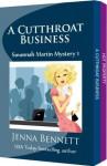 Cutthroat Business Mysteries Boxed set 1-2 - Jenna Bennett