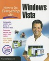 How to Do Everything with Windows Vista - Curt Simmons
