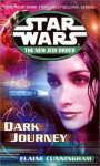 Dark Journey (Star Wars, The New Jedi Order #10) - Elaine Cunningham