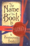 The Name of This Book Is Secret - Pseudonymous Bosch, Abigail Brown