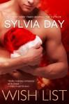 Wish List - Sylvia Day