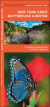 New York State Butterflies & Moths: A Folding Pocket Guide to Familiar Species - James Kavanagh, Raymond Leung