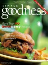 Simple Goodness: More Than 100 Quick & Easy Recipes (Weight Watchers Magazine) - Weight Watchers