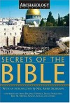 Secrets of the Bible - Neil Asher Silverman, Archaeology Magazine, Peter Young