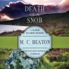 Death of a Snob - M.C. Beaton, Shaun Grindell
