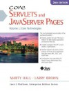 Core Servlets and JavaServer Pages, Vol. 1: Core Technologies - Marty Hall, Larry Brown