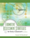 Formative Assessment Strategies for Every Classroom: An ASCD Action Tool - Susan M. Brookhart