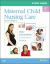Study Guide for Maternal Child Nursing Care - Revised Reprint - Shannon E. Perry