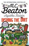 Agatha Rasin Dishing The Dirt - M.C. Beaton