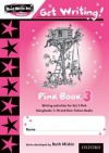 Read Write Inc. Phonics: Get Writing!: Pink Book 3 - Ruth Miskin