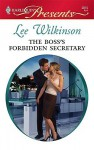 The Boss's Forbidden Secretary - Lee Wilkinson