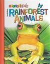 Australian Rainforest Animals - Pat Slater