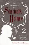 Las Novelas de Sherlock Holmes 2 - Arthur Conan Doyle
