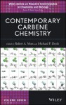 Contemporary Carbene Chemistry (Wiley Series of Reactive Intermediates in Chemistry and Biology) - Robert A. Moss, Michael P. Doyle
