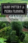 Harry Potter: La piedra filosofal (Spanish Edition) - J.K. Rowling, Historias Fantásticas, Fernando Paredy
