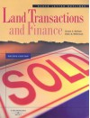 Land Transactions and Finance (Black Letter Series) - Grant S. Nelson, Dale A. Whitman