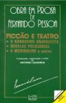 Ficção e Teatro (Colecção Livros de Bolso, #470) - Fernando Pessoa, António Quadros