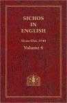 Sichos In English: Volume 6 – Sivan-Elul 5740 - Menachem M. Schneerson