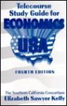 Telecourse Study Guide For Economics Usa - Elizabeth Sawyer Kelly, Edwin Mansfield