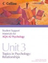 Cssm Psychology A2 Unit 3, . Relationships - Mike Cardwell
