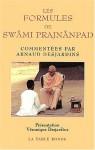 Les Formules De Swâmi Prajnânpad (French Edition) - Arnaud Desjardins