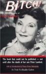 Bitch the Autobiography of Lady Lawford - Lady Lawford, Adolph Caso, Byddy Galon