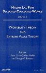 Probability Theory and Extreme Value Theory - Madan Lal Puri
