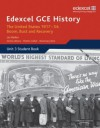 Edexcel Gce History - A2: The United States, 1917-54: Boom Bust and Recovery: Unit 3 Option C2 - Martin J. Rees
