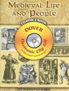 Medieval Life and People CD-ROM and Book - Carol Belanger Grafton, Carol Belanger-Grafton, Paul Lacroix
